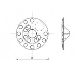 Pressure plate fi 60