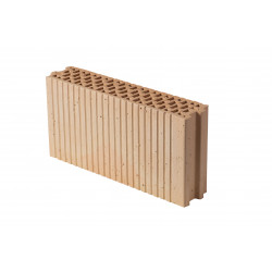 Blockziegel Porotherm Wienerberger  498x115x238