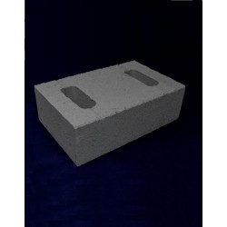 Concrete Block M6 12x24x38 perforated