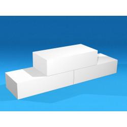 Cegła pełna silikatowa 1NF 240x120x65 kl.15,  336 szt/pal