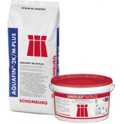 Zaprawa uszczelniająca Schomburg Aquafin 2K/M-PLUS (25 kg worek + 10L wiadro)