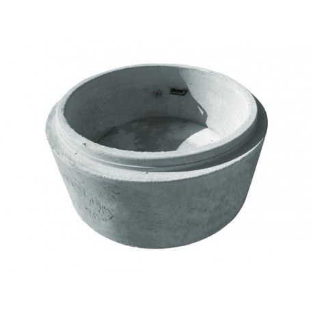 Concrete Shaft Ring SR-F 1200x500 with base
