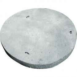 Pokrywa betonowa 1000/130 pełna