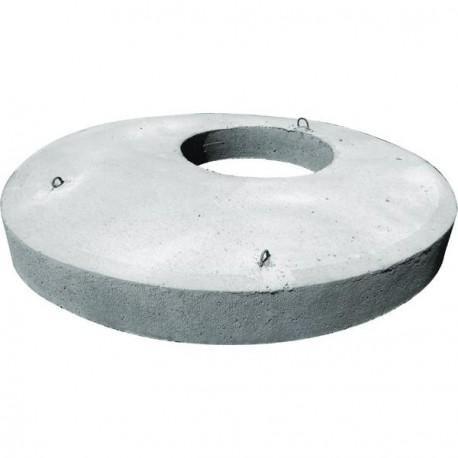Tylko na zewnątrz Pokrywa betonowa 1200/600x150 mm - Realbud DQ98