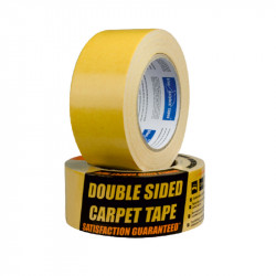 Double-sided tape 5 cm x 2.5 m CARPET TAPE