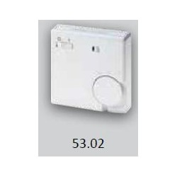 Termostat pokojowy 230V standard z obniżeniem nocnym RTR-E 3502