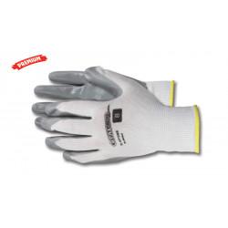 Nitrilbeschichtete Polyamid-Handschuhe S-Nitri