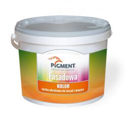 Farba PIGMENT fasada akryl 10L kolor 2