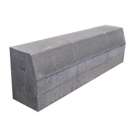 Krawężnik drogowy 12/15x30x100 cm, BerdingBeton