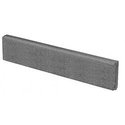 BerdingBeton Rasenbord 6x25x100 cm grau