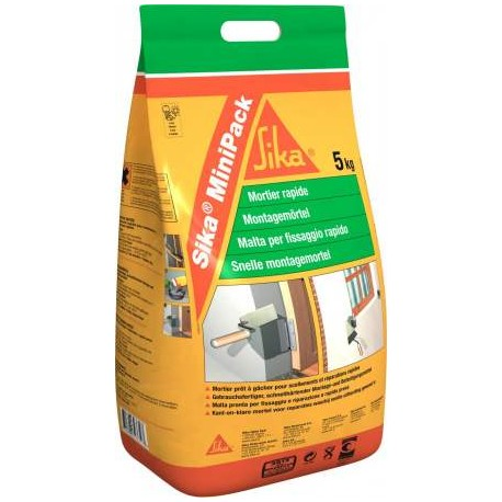 Sika® MiniPack Quick Fixing Mortar Montagemörtel 5 kg