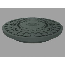 Manhole cover DO 600