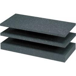 Polystyrene black EPS 70 - 0.031 W/mK