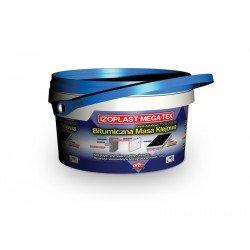 Izoplast MEGA-TEX bituminous adhesive mass 15 kg