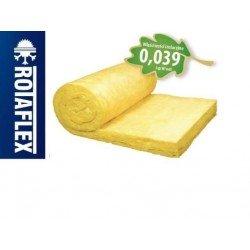 Wełna szklana 0,039 W/mK ROTAFLEX TP 01 5 cm
