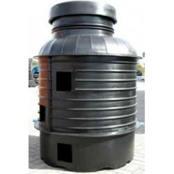 PE-HD Wasserzählerschacht DN 1000, h-1,5 m