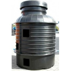 Studnia wodom. PE 1000 h-1.5 b/o
