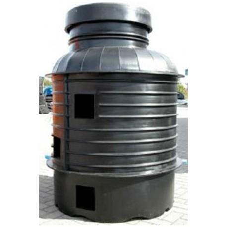 Studnia wodomierzowa z PEHD DN1000 h-1,6