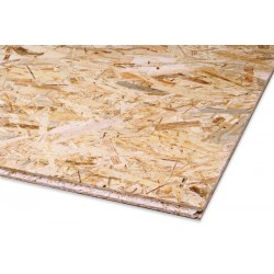 OSB - Oriented Strand Board 25x2500x1250 mm T&G