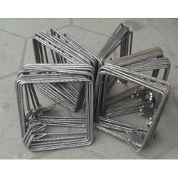 Stirrups 15x15 cm