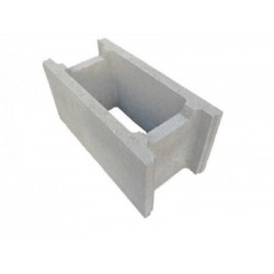 Concrete Hollow Block 50x24x20 (no rift)