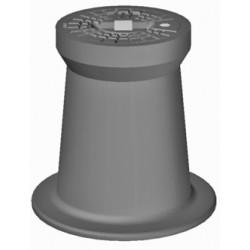 HDPE Straßenkappe 4056, Wasser