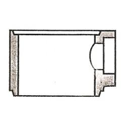 Element studni 3aKG/PCV 200, h-350 mm