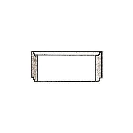 Element studni 5ds- h 570 mm