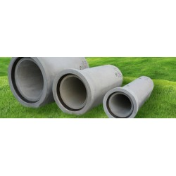 Concrete pipe DN 300-1200