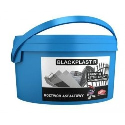Blackplast R fast primer, bitumen solution 5L