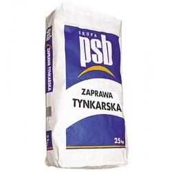 Zaprawa tynkarska PSB 25 kg