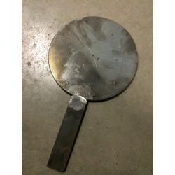 Blind Steel Flange, spade