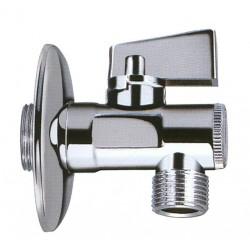 Kugelventil für Wasserspülung (mit Filter)