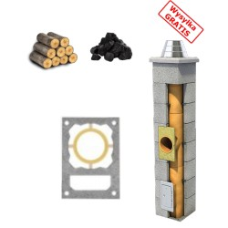 Chimney system standard + Ventilation