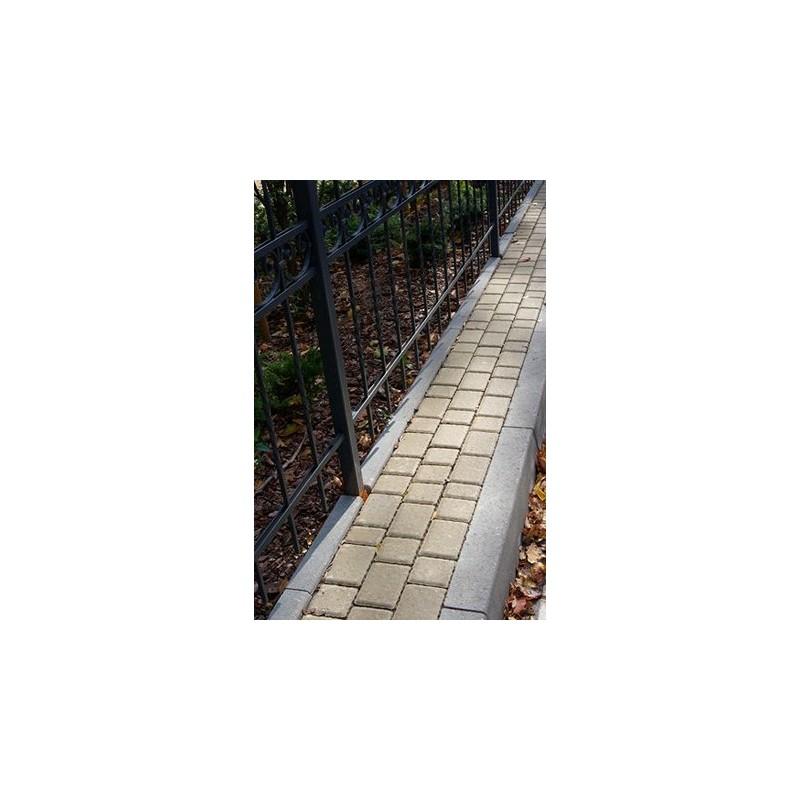 Street Curb 12 15x30x100 Cm Kamal Realbud