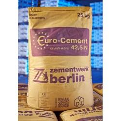 Cement port. 42.5N II B-M (S-V) 25kg p/56