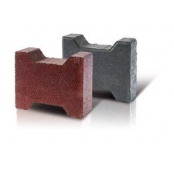 KAMAL H-shaped Paving K9, 8 cm