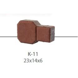 KAMAL Gestaltungspflaster K11, 6 cm