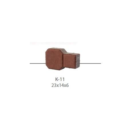 Kostka brukowa K-11 gr. 6 cm