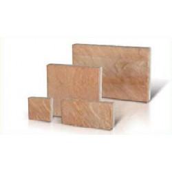 'Gebrochen Stein' Gestaltungsplatte 6 cm