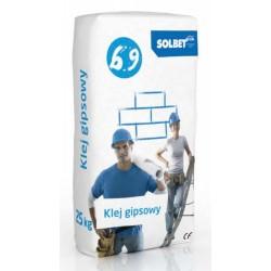 Klej do płyt GK SOLBET 6.9 25kg 48/pal
