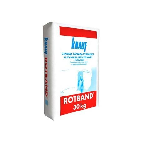 Tynk gipsowy ręczny ROTBAND 30 kg