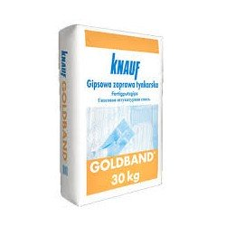 Gypsum Internal Render Knauf GOLDBAND 30 kg