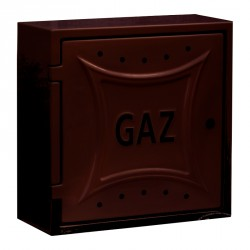 Gaszählerkasten