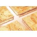 OSB - Oriented Strand Board 18x2500x625 mm T&G