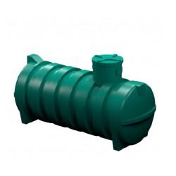 Entwässerung Kläranlage Horizon-S 2000L