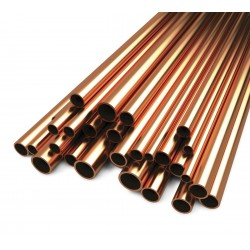 Coil Copper Pipes