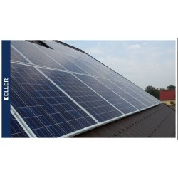 Solaranlage 10-Platten 260Wp, 2,60 KWP