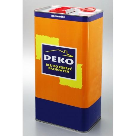 Jednoskładnikowy klej poliuretanowy DEKO 30 kg