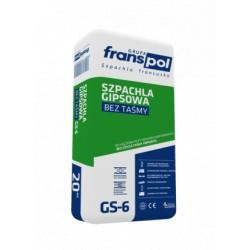 Gips szpachlowy FRANSPOL Extra GS-6 20 kg